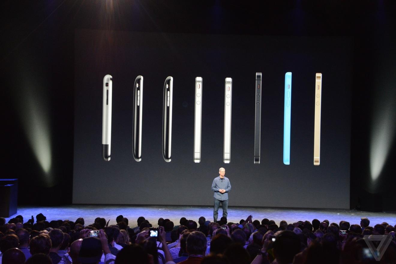 Apple công bố iPhone 6 và iPhone 6 Plus siêu mỏng 26