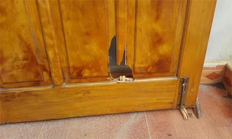Thủ phạm dùng súng và búa tạ đột nhập nhà dân trộm cắp 108 triệu 6