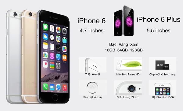 iPhone 6 sẽ có giá bán từ 18 triệu đồng 7