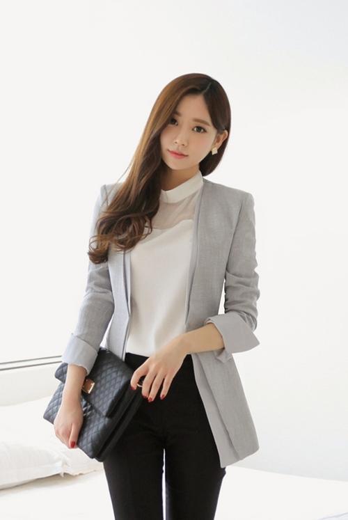 Hình ảnh Những mẫu áo vest nữ độc đáo trong mùa thu đông năm 2014 số 2