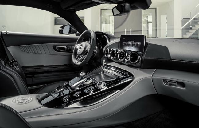 Mercedes AMG GT, kẻ kế nhiệm siêu xe AMG 7