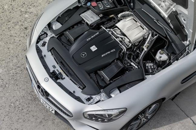 Mercedes AMG GT, kẻ kế nhiệm siêu xe AMG 8