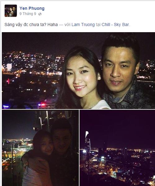 Anh hai Lam Trường e ấp bên vợ trẻ 9x  5