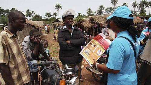Dịch Ebola có thể sẽ xoá sổ đất nước ở Tây Phi 6