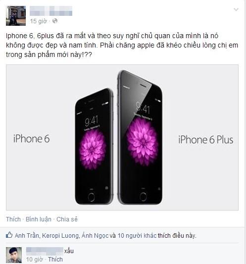 Iphone 6 ra mắt: