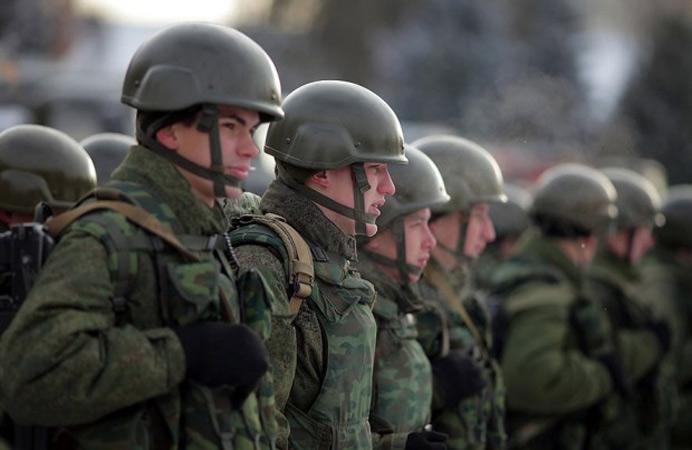Tổng thống Nga Putin kiểm tra đột xuất Quân khu Đông 5