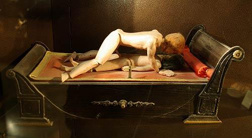 Đỏ mặt tham những bảo tàng 'sung sướng' kỳ lạ trên thế giới 7
