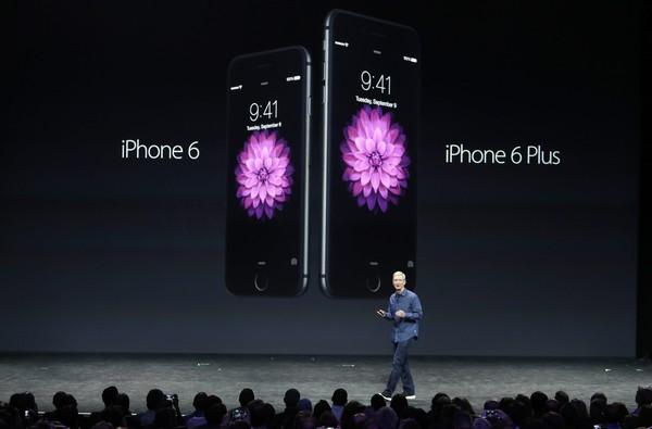 iPhone 6 lập kỉ lục về lượng đặt mua trong ngày đầu tiên 5