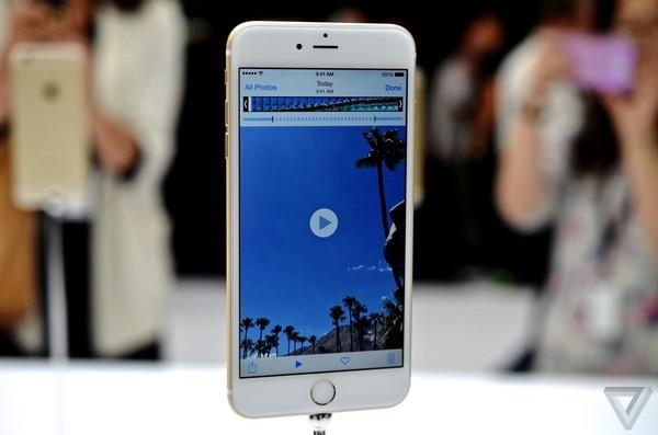 iPhone 6 lập kỉ lục về lượng đặt mua trong ngày đầu tiên 6