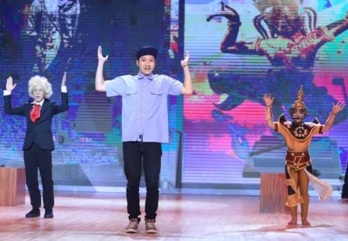 Bước nhảy hoàn vũ nhí 2014 liveshow 3: Rực rỡ với màu sắc dân gian 7