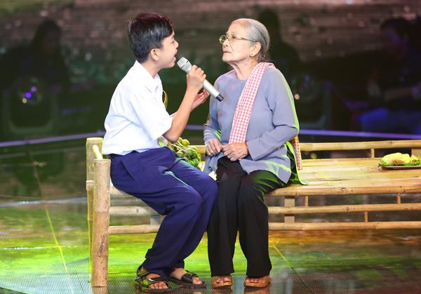 Trực tiếp Giọng hát Việt nhí 2014 tập 12 Liveshow 4 6