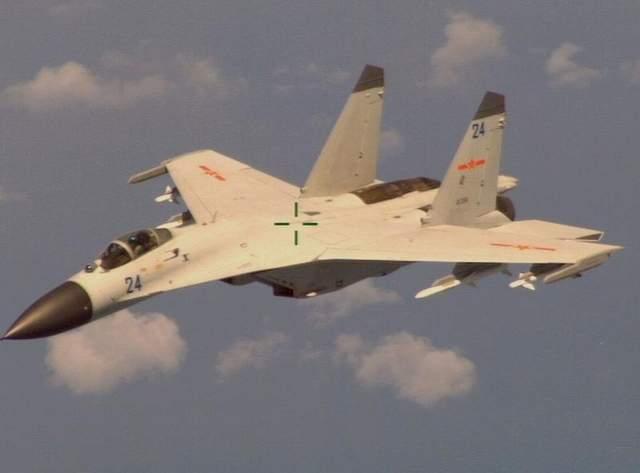 """Mỹ tiếp tục bay giám sát Đông Á bất chấp Trung Quốc """"nổi xung"""" 5"""