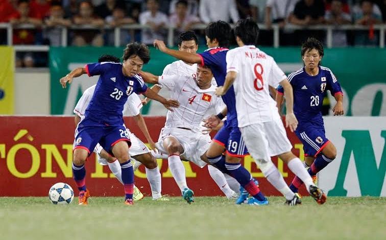 Hình ảnh U19 Việt Nam 0-1 U19 Nhật Bản: Lần thứ 3 lỡ hẹn với chức vô địch số 2