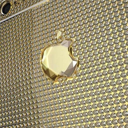iPhone 6 đắt nhất thế giới có giá bằng 3 siêu xe 5