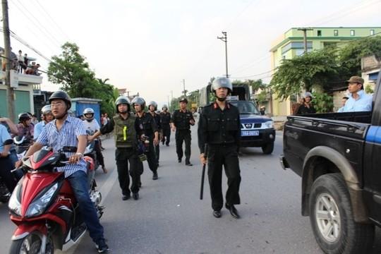 Vụ hơn 300 học viên cai nghiện bỏ trốn: Bắt 4 kẻ lôi kéo kích động 5