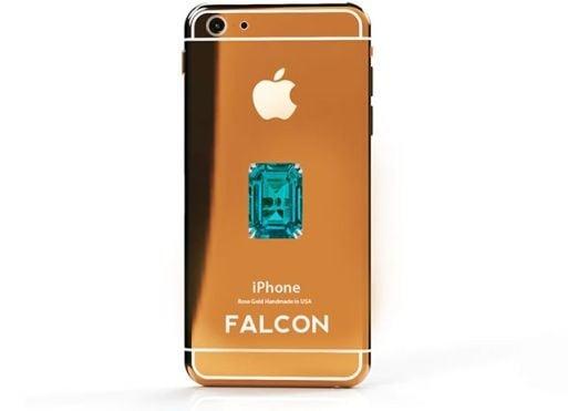 iPhone 6 đắt hơn cả siêu xe đấu giá của Ferrari. 6