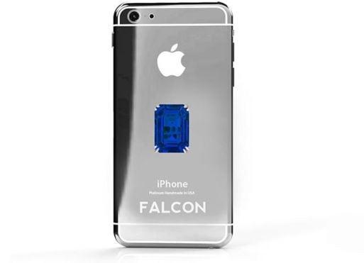 Hình ảnh iPhone 6 đắt hơn cả siêu xe đấu giá của Ferrari. số 3