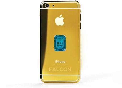 iPhone 6 đắt hơn cả siêu xe đấu giá của Ferrari. 8