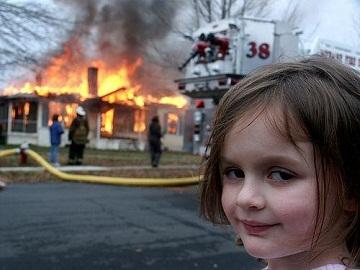 """Sự thật phía sau tấm ảnh """"Cô gái thảm họa"""" mỉm cười gian tà trước đám cháy 4"""