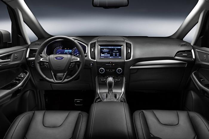 Ford ra mắt mẫu 7 chỗ S-Max thế hệ mới 7