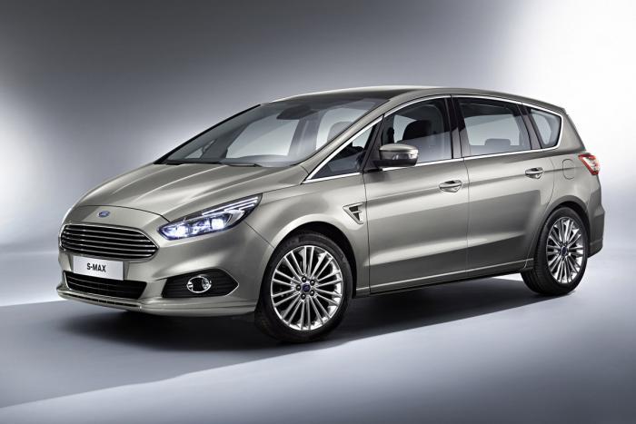 Ford ra mắt mẫu 7 chỗ S-Max thế hệ mới 5