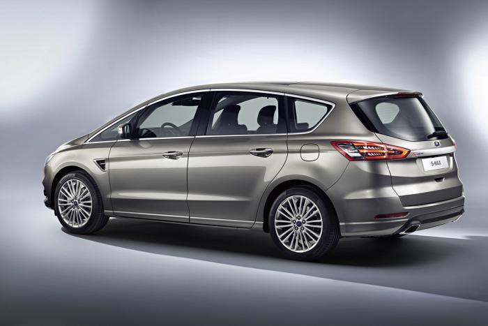Ford ra mắt mẫu 7 chỗ S-Max thế hệ mới 6
