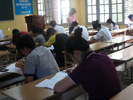 Bộ GD&ĐT nói về ưu điểm kỳ thi THPT quốc gia 5