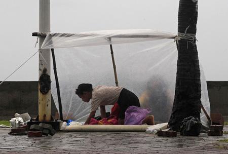 Hình ảnh bão Kalmaegi càn quét Philippines, Trung Quốc 6