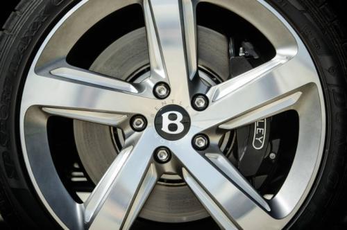 Hình ảnh Bentley Mulsanne Speed : Xe siêu sang nhanh nhất thế giới số 5