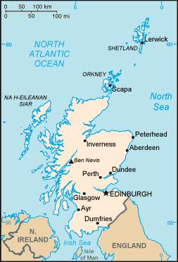 Scotland và