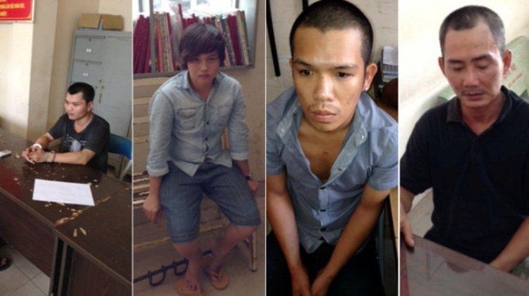 Những vụ bắt cóc con tin rúng động dư luận năm 2014 5