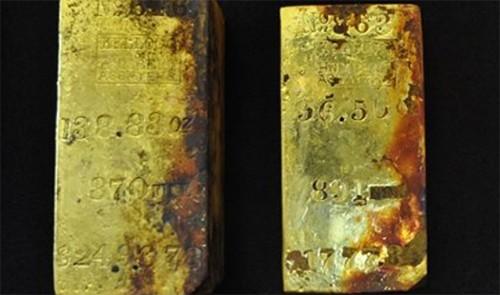 Khai quật xác tàu chở 13,6 tấn vàng ở Mỹ 4