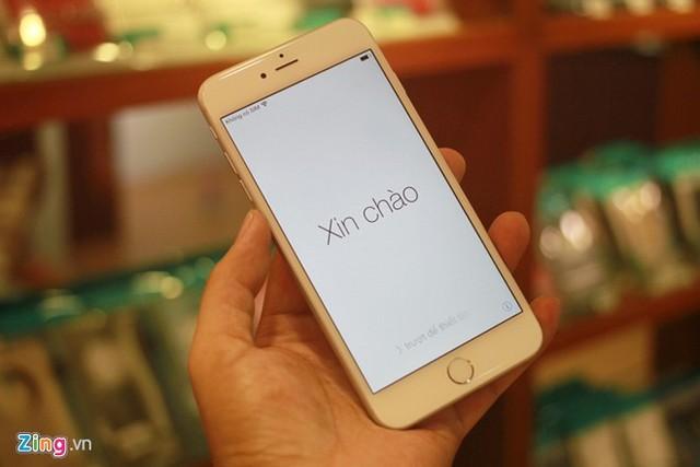 iPhone 6 và 6 Plus đã xuất hiện tại Việt Nam 12