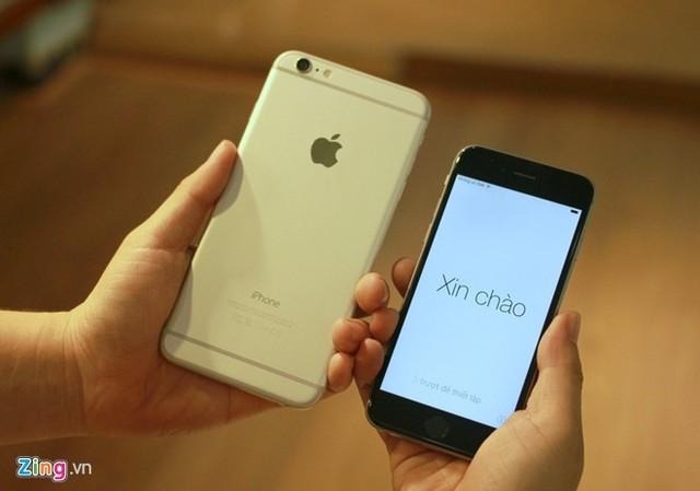 iPhone 6 và 6 Plus đã xuất hiện tại Việt Nam 8