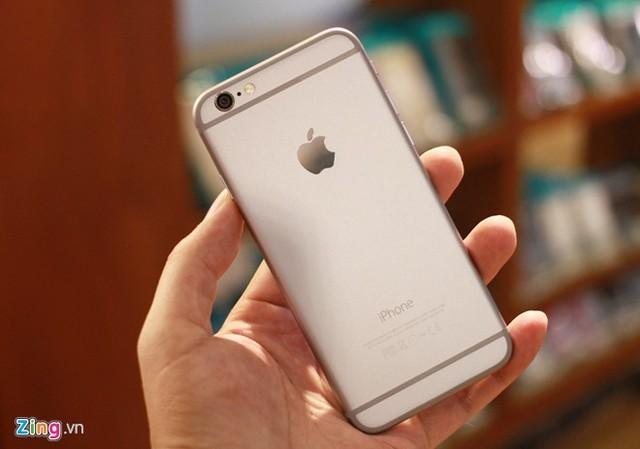 iPhone 6 và 6 Plus đã xuất hiện tại Việt Nam 9