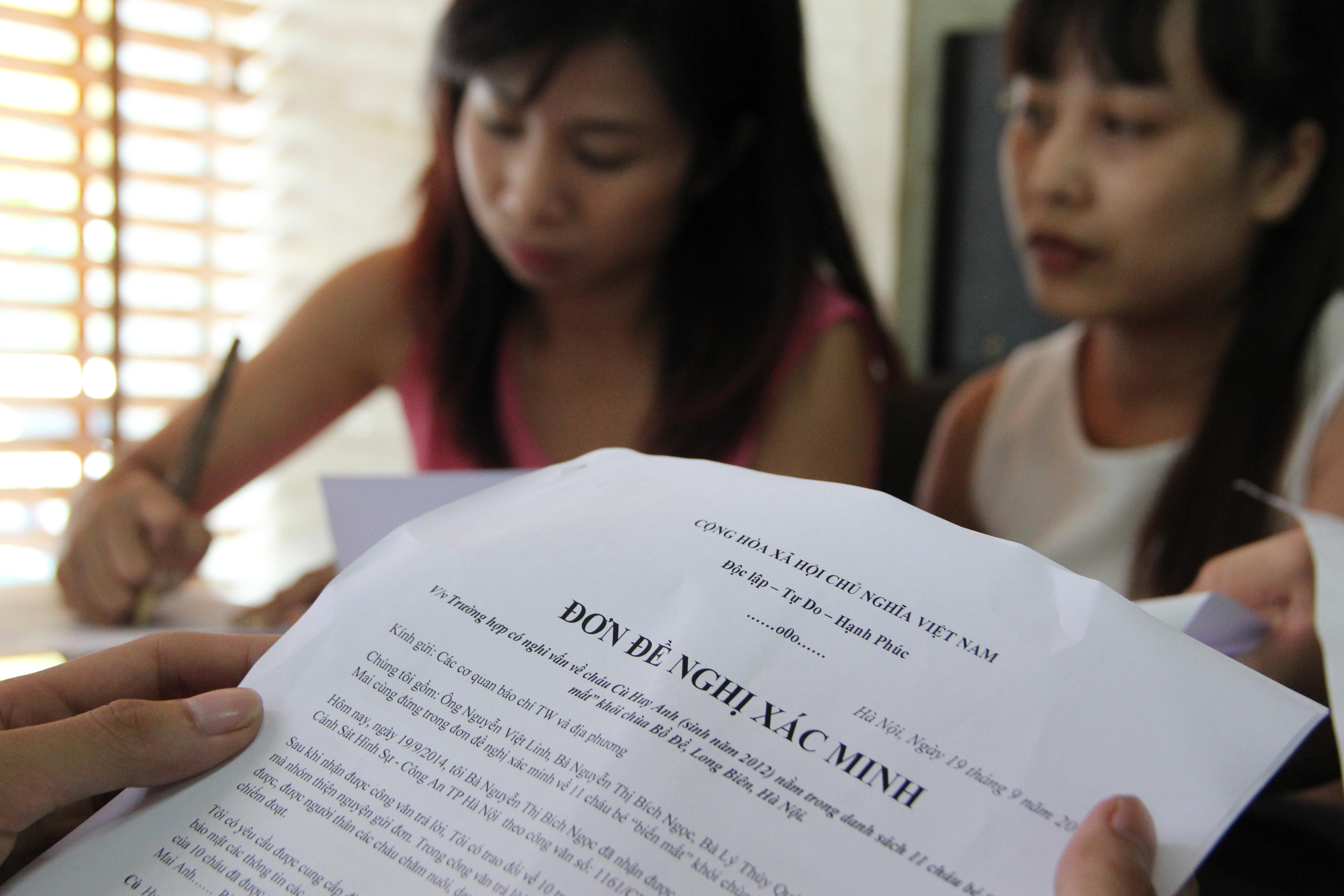 Nghi vấn đánh tráo trẻ em tại chùa Bồ Đề: Nhóm thiện nguyện lên tiếng 7