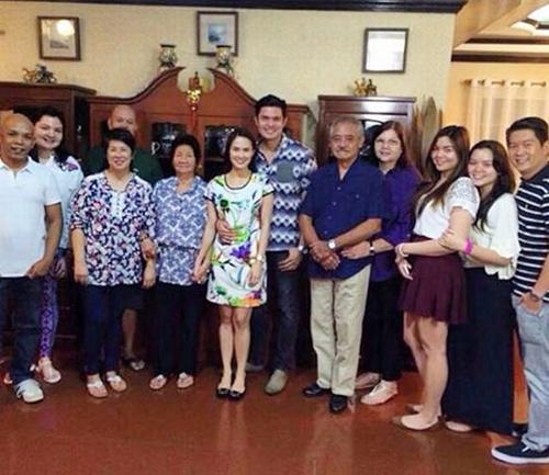 Mỹ nhân đẹp nhất Philippines - Marian Rivera lộ ảnh cưới lung linh 5