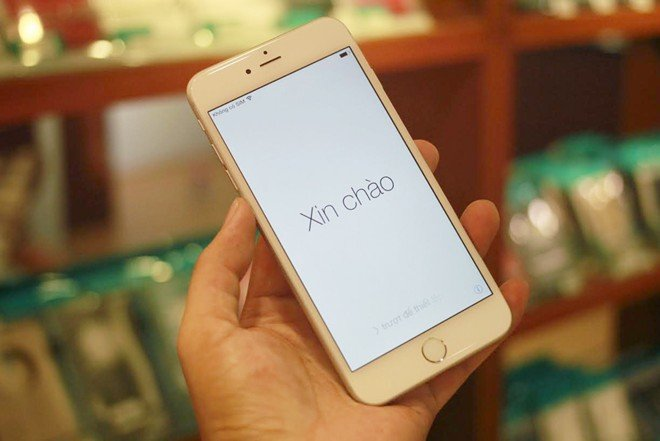 iPhone 6 Plus 128 GB giá 79 triệu đồng tại Việt Nam 6