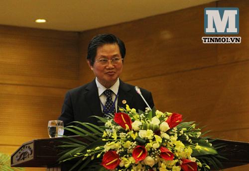 Chủ tịch nước Trương Tấn Sang biểu dương Hội Luật gia Việt Nam 7