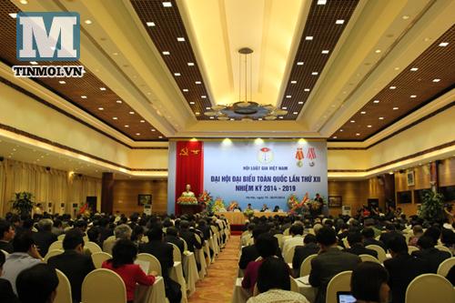 Chủ tịch nước Trương Tấn Sang biểu dương Hội Luật gia Việt Nam 6
