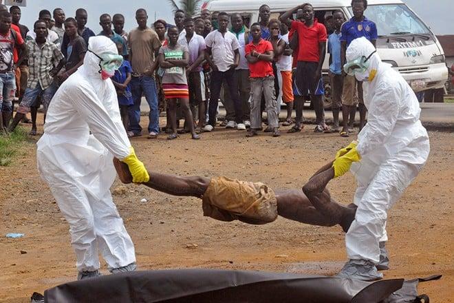 Xác người chết vì Ebola phát ra tiếng kêu lạ khi lật ngửa 9