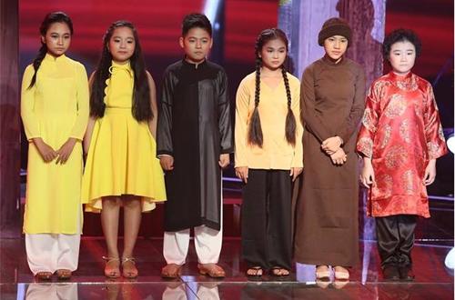 Giọng hát Việt nhí Liveshow 5: Cặp đôi hoàn hảo Thiện Nhân và Chí Công 7