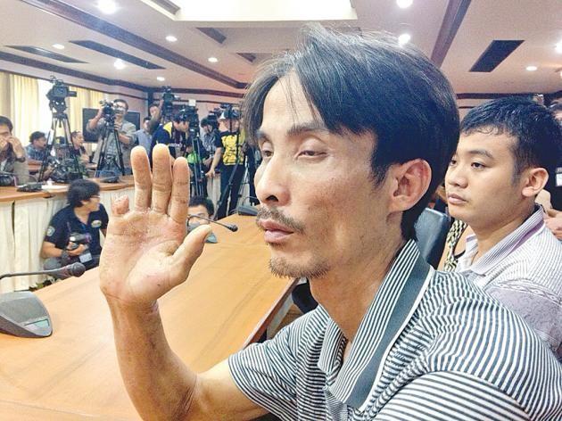 Ba người gốc Việt bắt cóc, cắt ngón tay đồng hương ở Thái 1