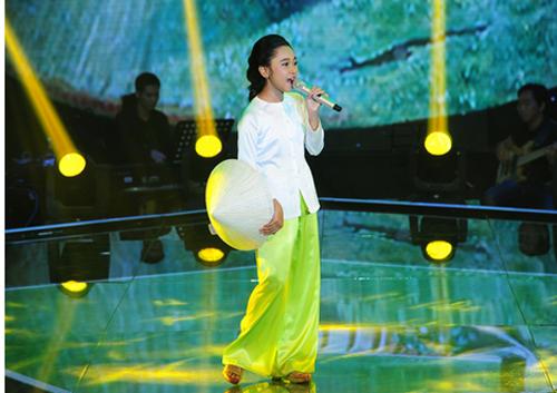 Giọng hát Việt nhí Liveshow 5: Cặp đôi hoàn hảo Thiện Nhân và Chí Công 5