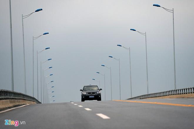 Phong cảnh kỳ vĩ trên tuyến cao tốc dài nhất Việt Nam 21