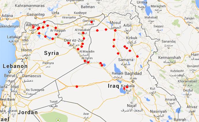 Báo Nga: Mỹ không kích vào Syria,  8 dân thường và trẻ em thiệt mạng  6