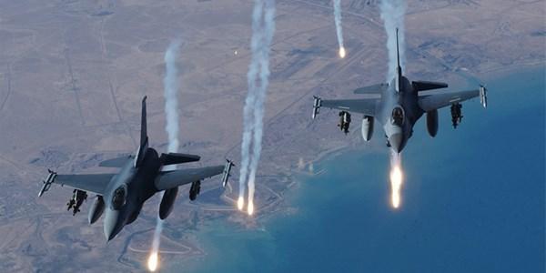 Bị liên quân Mỹ ồ ạt không kích, phiến quân IS thề sẽ trả thù 5