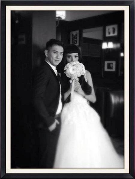 Lộ loạt ảnh cưới đẹp lung linh của Lê Thúy và bạn trai Việt Kiều 6