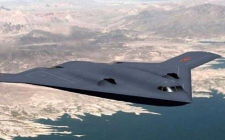 TQ phát triển máy bay ném bom tàng hình với hai tham vọng chiến lược 4