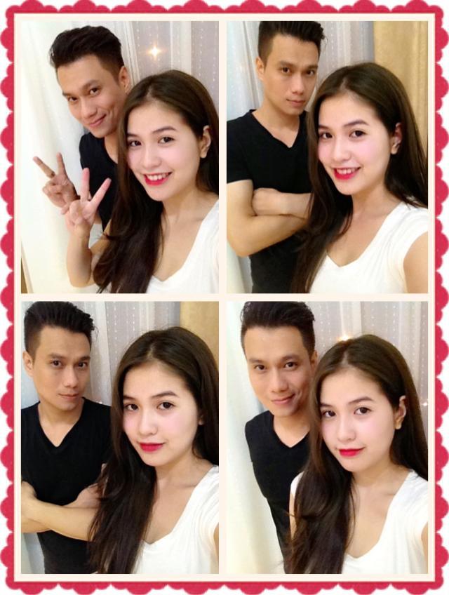 Cận cảnh nhan sắc xinh đẹp của bạn gái diễn viên Việt Anh 12